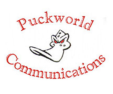 Puckworld Communications logo